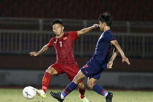 Hòa Thái Lan, U18 Việt Nam chỉ mong người Thái không buông trận Malaysia