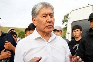 Cựu Tổng thống Kyrgyzstan bị buộc một loạt tội đặc biệt nghiêm trọng