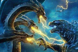 Nguồn gốc và sức mạnh của Rồng ba đầu King Ghidorah tranh ngôi Chúa tể với Godzilla