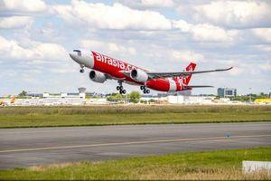 AirAsia nhận máy bay A330neo đầu tiên