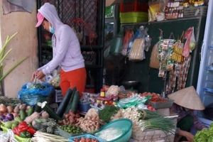 Thực phẩm chay 'hút' khách mùa lễ Vu Lan