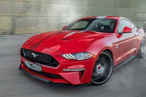 Ford Mustang được nâng cấp với gói độ mạnh mẽ hơn 700 mã lực
