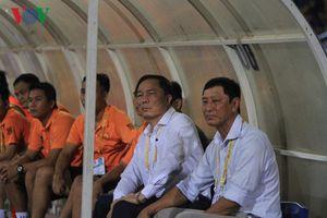 Thực hư về việc HLV Vũ Quang Bảo chia tay 'ghế nóng' CLB Thanh Hóa