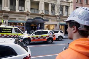 Tấn công bằng dao ở Australia: Hung thủ và nạn nhân có quan hệ làm ăn