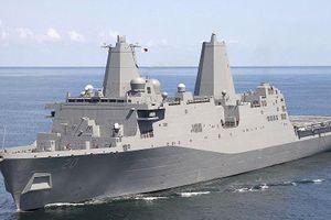 Trung Quốc không cho phép tàu Hải quân Mỹ thăm cảng Hồng Kông