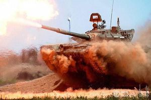 Chạy tới 82 km/h, liệu Nga có 'ăn gian' khi đấu tăng?