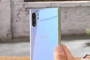 Galaxy Note10+ là điện thoại chụp ảnh đẹp nhất thế giới