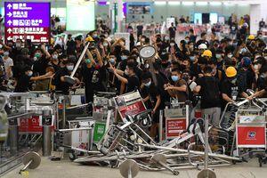 TQ lên án người biểu tình Hong Kong 'hành động như khủng bố'