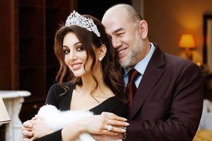 Hoa hậu Moscow khẳng định con trai là dòng dõi cựu vương Malaysia