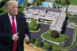 Bên trong biệt thự 40 triệu USD tổ chức tiệc gây quỹ cho ông Trump