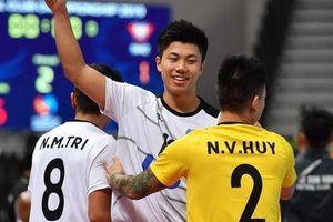 Thái Sơn Nam vào bán kết giải futsal các CLB châu Á