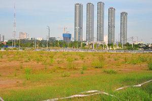 Khu đô thị mới Thủ Thiêm: 20 năm, chưa có công trình công cộng nào hoạt động