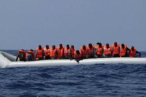 Hy Lạp kêu gọi EU xử lý vấn đề di cư