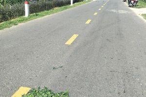 Chạy xe máy từ đường liên thôn ra quốc lộ, người đàn ông tử vong