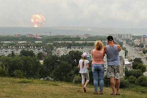 Nga khẳng định phóng xạ không lan sang châu Âu