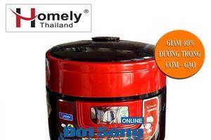 Bài 2: Loạn thị trường 'Nồi cơm tách đường' - công nghệ Thái Lan