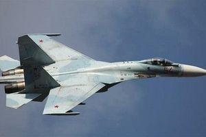 Nga điều Su-27 đánh chặn chiến đấu cơ của NATO tiếp cận máy bay chở Bộ trưởng Quốc phòng