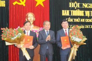 Ban Bí thư chuẩn y công tác nhân sự tại tỉnh Lâm Đồng