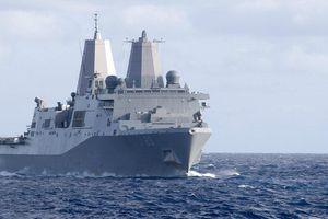 Hồng Kông vướng biểu tình, Trung Quốc không cho tàu chiến Mỹ cập cảng