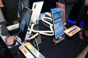 Samsung trình làng bộ đôi Galaxy Note 10/10+ tại Việt Nam