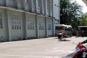 Hà Nội: Nam thanh niên rơi từ tầng 9 ký túc xá xuống đất tử vong
