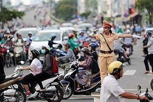 Hà Nội: Thực hiện nhiệm vụ trọng tâm bảo đảm trật tự an toàn giao thông