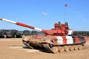 Đây là lý do vì sao Đội Việt Nam lần đầu vào chung kết giải đua xe tăng tại Nga