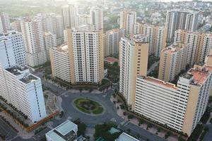 Cận cảnh hàng nghìn căn hộ tái định cư không có người ở Thủ Thiêm