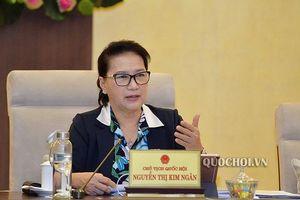Chủ tịch Quốc hội: Tăng tuổi nghỉ hưu không phải vì người đương chức