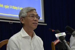 TP.HCM họp báo vụ Thủ Thiêm: 'Không có kết luận nào nêu mất bản đồ'