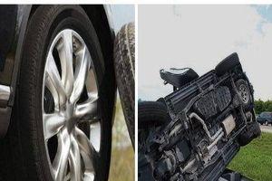Khi nắng nóng không nên bỏ qua dấu hiệu này từ lốp xe bởi rất dễ gặp tai nạn