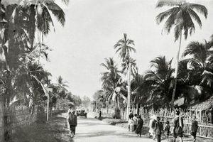 Hình độc về giao thông trên Quốc lộ 1 thập niên 1920