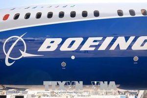 Lượng máy bay bàn giao của Boeing giảm mạnh trong 7 tháng