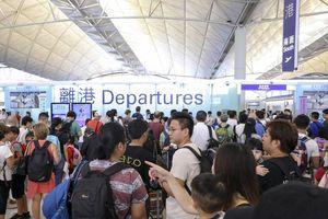Tòa án Hong Kong ban hành lệnh cấm biểu tình tại sân bay