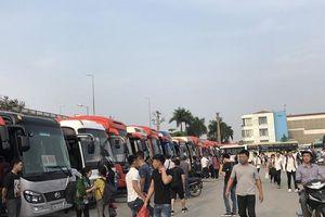 Hà Nội tăng cường 300 lượt chuyến xe kỳ nghỉ lễ 2/9