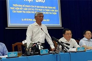Lãnh đạo TP. HCM: Chính sách bồi thường sẽ có lợi nhất cho người dân Thủ Thiêm