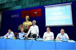 Tp.HCM nghiêm túc chấp hành Kết luận của thanh tra Chính phủ về Khu đô thị mới Thủ Thiêm