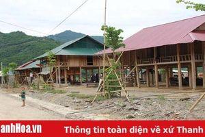 141 hộ dân ở huyện Quan Hóa đã được bố trí tái định cư