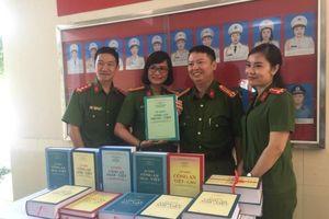 Học viện CSND ra mắt bộ từ điển Công an song ngữ