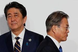 Quan hệ Hàn Quốc – Nhật Bản thêm một lần 'chông chênh'