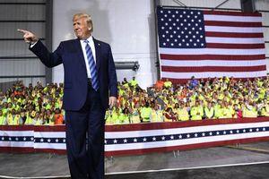 Tổng thống Trump dọa rút Mỹ khỏi WTO nếu 'buộc phải làm vậy'