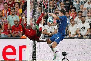 Vượt qua Chelsea ở loạt 'đấu súng', Liverpool giành Siêu cúp châu Âu