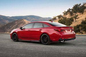 Toyota Avalon TRD 2020 phiên bản thể thao 'lộ' giá 1 tỷ đồng