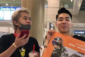 Jack, K-ICM hào hứng đi lưu diễn Hàn Quốc sau ồn ào hủy show