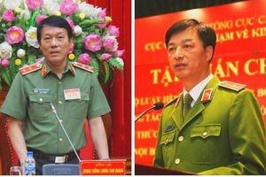 Công bố quyết định bổ nhiệm 2 tân Thứ trưởng Bộ Công an