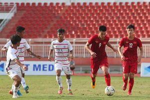 U18 Việt Nam dừng bước tại vòng bảng giải U18 Đông Nam Á