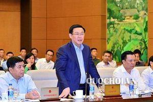 Phó Thủ tướng Vương Đình Huệ cùng 15 bộ trưởng, trưởng ngành ngồi 'ghế nóng' trả lời chất vấn