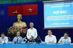 TPHCM sẽ thực hiện kết luận của TTCP về sai phạm tại Thủ Thiêm như thế nào?