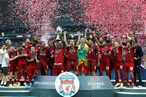 Vượt qua Chelsea trong những loạt sút luân lưu, Liverpool giành Siêu cúp châu Âu