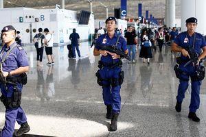 Hồng Kông siết hoạt động biểu tình